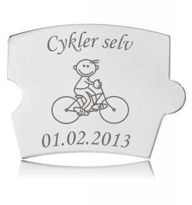 Spin brik - Cykler selv (Dreng)