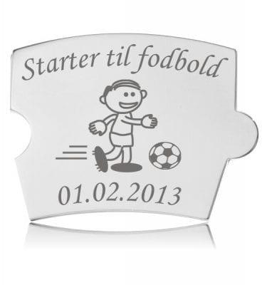 Spin brik - Starter til fodbold (Dreng)