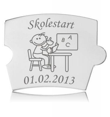Spin Brik- Skolestart Dreng